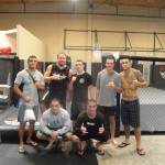 Vitor Belfort, Brad Tavares, Brian Keck, Xtreme Couture